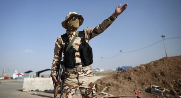 Militants in Iraq