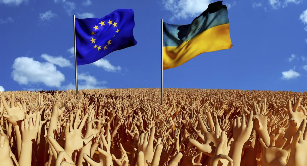 Why the EU Will Fail as Ukraine's Guarantor