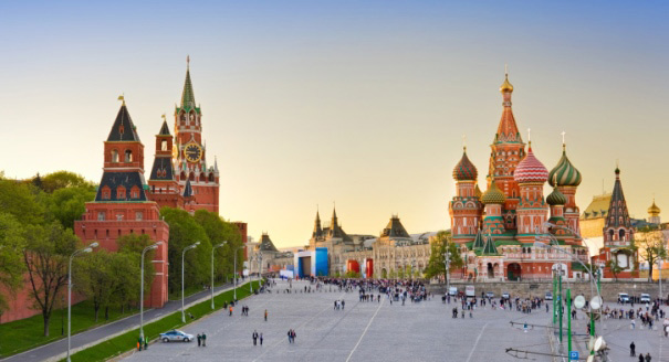 Notes From a Visit to Moscow