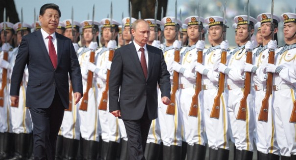 Chinese-Russian Relations Enter Cyberspace
