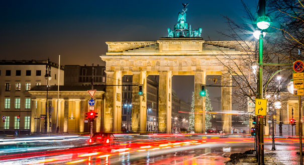 Power and Purpose: German Foreign Policy at a Crossroads
