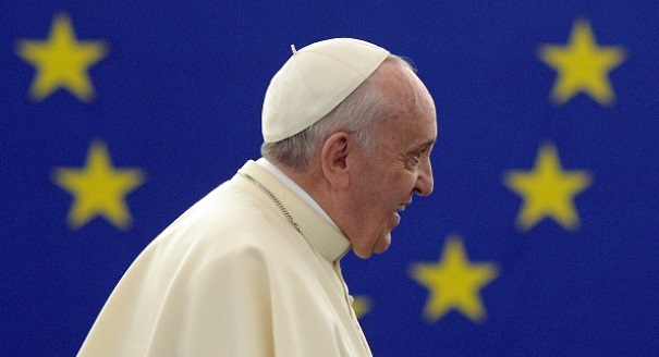The Pope and Fortress Europe