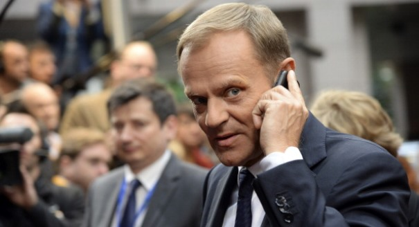 Donald Tusk to the Rescue!