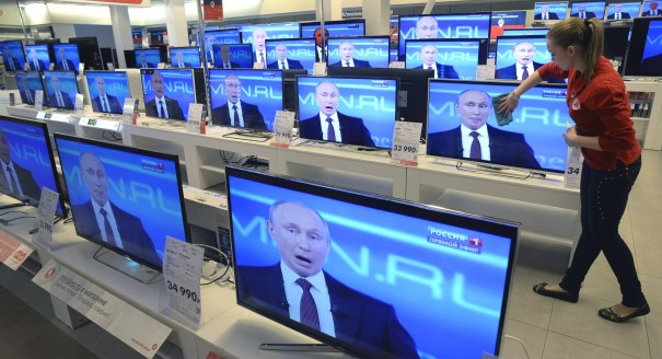 The European Endowment for Democracy Goes Russian