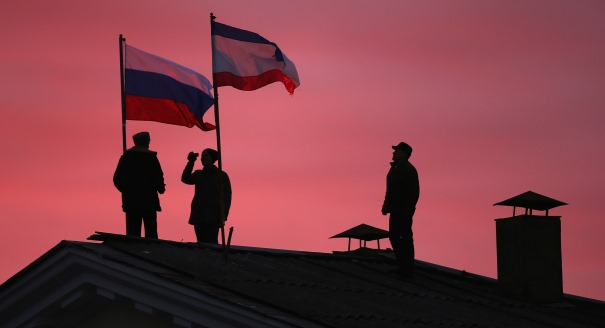 Remember Crimea? A Year Later