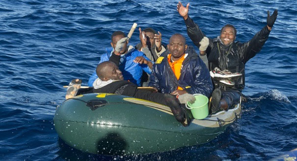 Migrants in the Mediterranean: No Quick Fixes