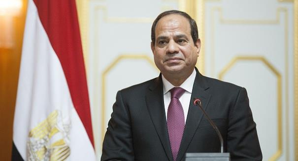 Germany Welcomes Egypt's Sisi