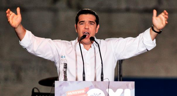 The Labors of Tsipras