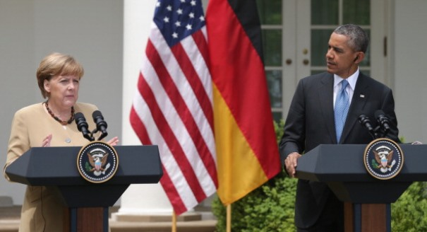 Why the United States and Germany Differ Over Fixing Greece