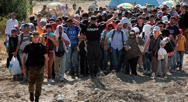What Europe's Refugee Influx Means for EU Foreign Policy