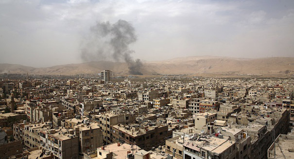 Judy Asks: Should the West Work With Russia on Syria?