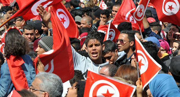 Tunisian flags