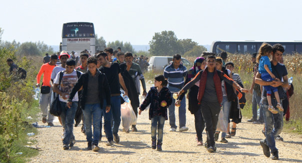 Five Regional Assessments of the Refugee Crisis