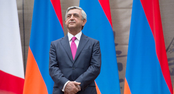 All Change in Armenia