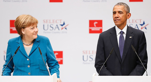 Obama's Push for a New Transatlantic Relationship