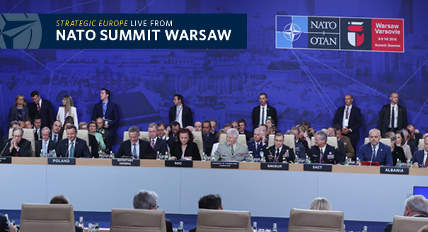 For NATO, Now Comes the Hard Part