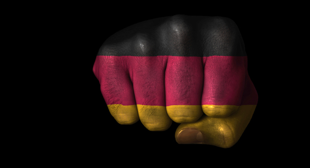 Judy Asks: Is German Strength an Illusion?