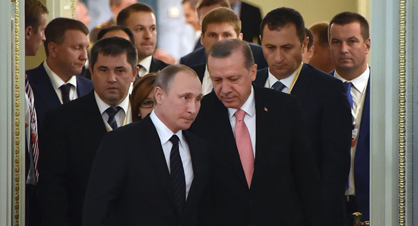 Russia, Turkey, and a Multipolar World