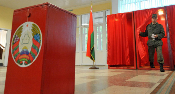 Belarus's Election Tests the EU's Global Strategy