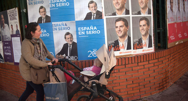 Spain; elections