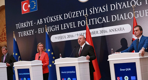 The EU and Turkey's Concrete Work Agenda