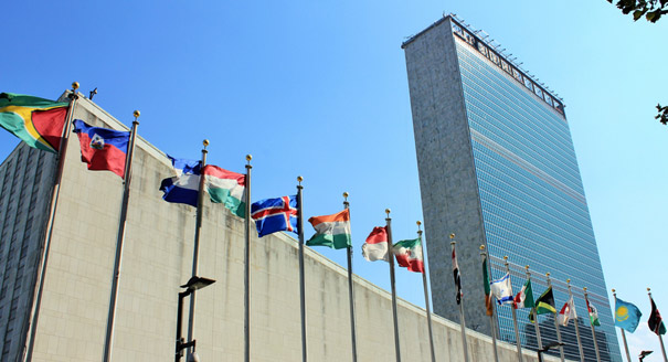 Judy Asks: Does the UN Matter?