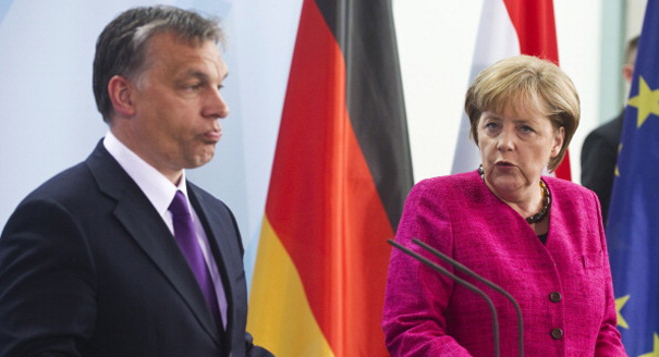 The Merkel Way vs. the Orbán Way for Europe