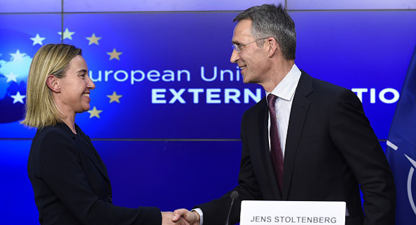 Judy Asks: Can NATO and the EU Cooperate?