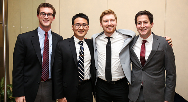 Inaugural Reception for the Alumni of the James C. Gaither Junior Fellows Program: Photo 10