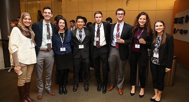 Inaugural Reception for the Alumni of the James C. Gaither Junior Fellows Program: Photo 27