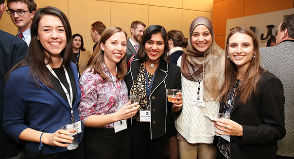 Inaugural Reception for the Alumni of the James C. Gaither Junior Fellows Program: Photo 43