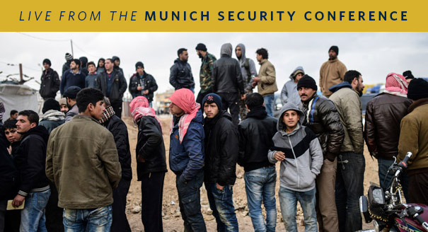 Politics and Refugees' Human Condition