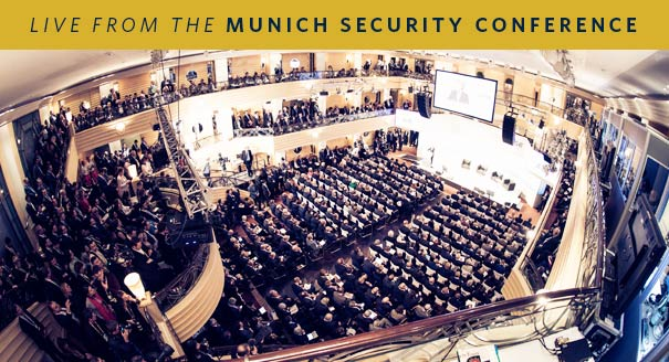 Voices From the Munich Security Conference