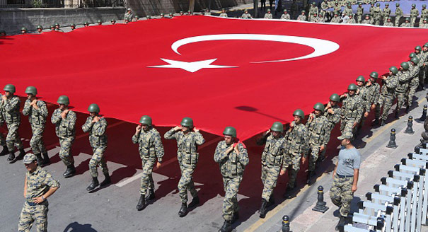 Turkey's Domestically Driven Foreign Policy