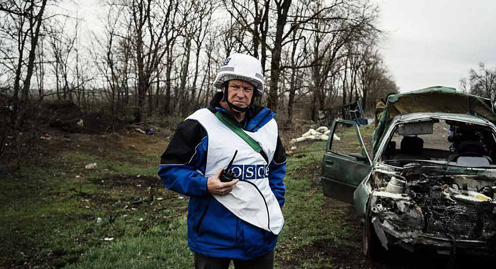 The Battered OSCE Is Needed More Than Ever