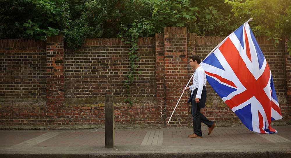 Britain Adds to the West's Disarray