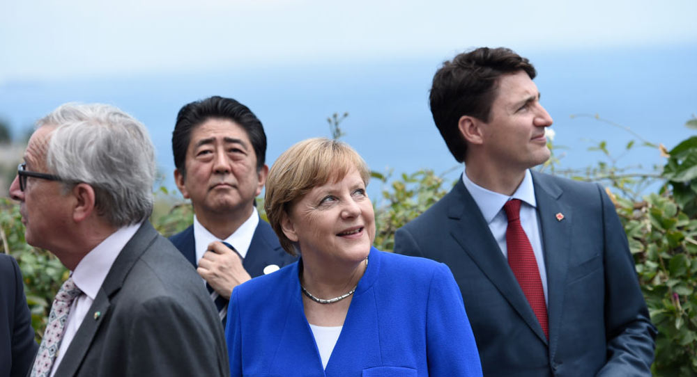 Judy Asks: Who Will Lead the West?
