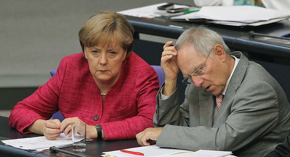 Judy Asks: Is Merkel Squandering Germany's Strong Economy?