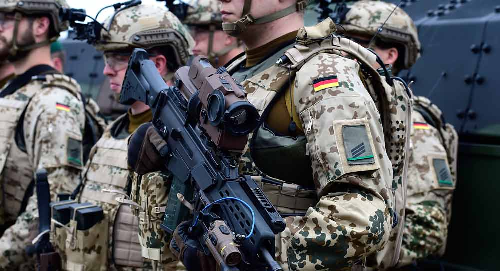 The Twenty-First-Century German Question in European Defense