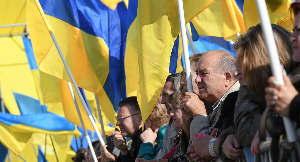 Judy Asks: Is Ukraine Losing Its Way?