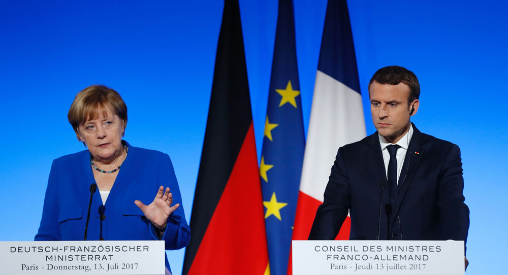Can Merkel and Macron Deliver a Franco-German Plan for Europe?