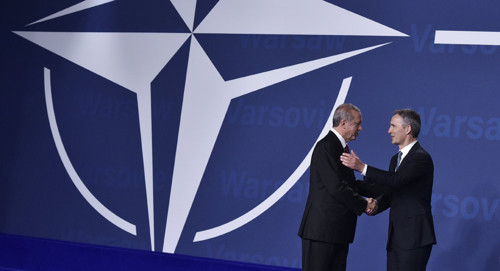 Judy Asks: Is Turkey Weakening NATO?