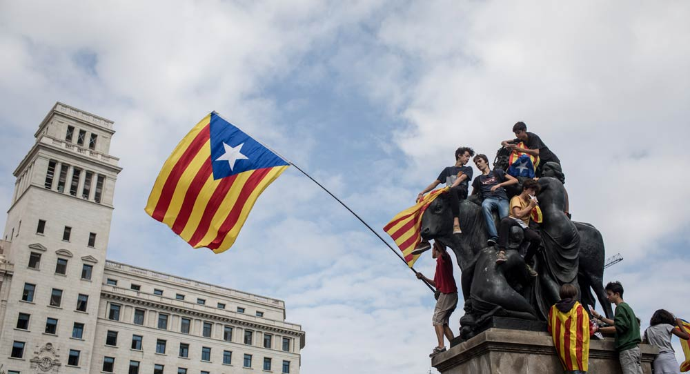 Catalonia and European Democracy