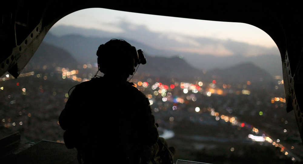 Judy Asks: Is NATO Stuck in Afghanistan?