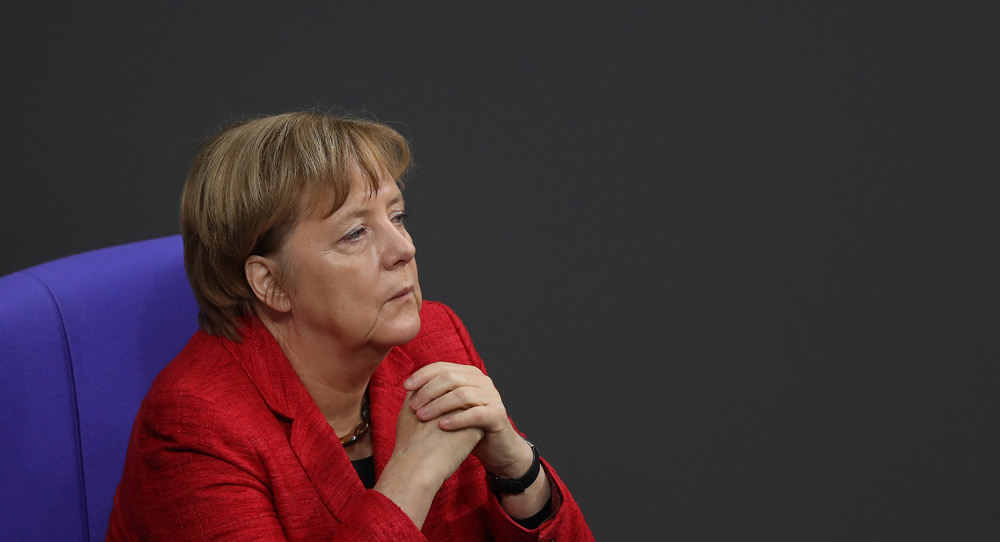 Judy Asks: Can Merkel Pull Through?