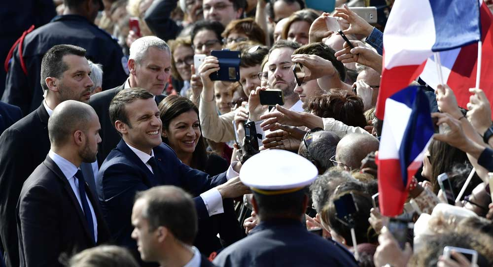 France's Bloodless and Pro-European Revolution