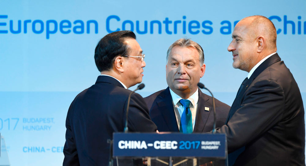 China and Central Europe: Don't Believe the Hype