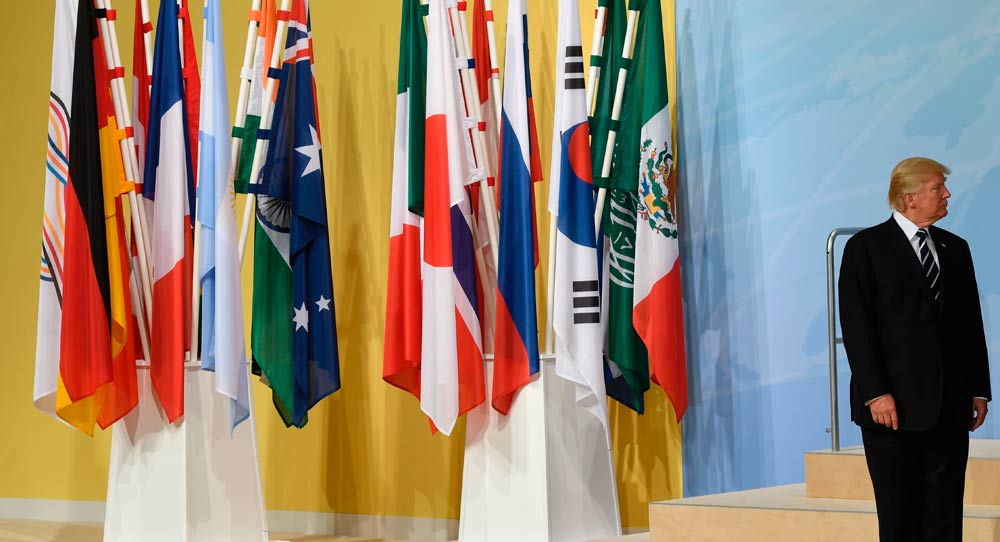 Judy Asks: Is Multilateralism on the Wane?