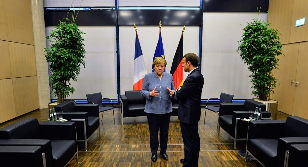 Merkel and Macron Need to Talk About EU Foreign Policy