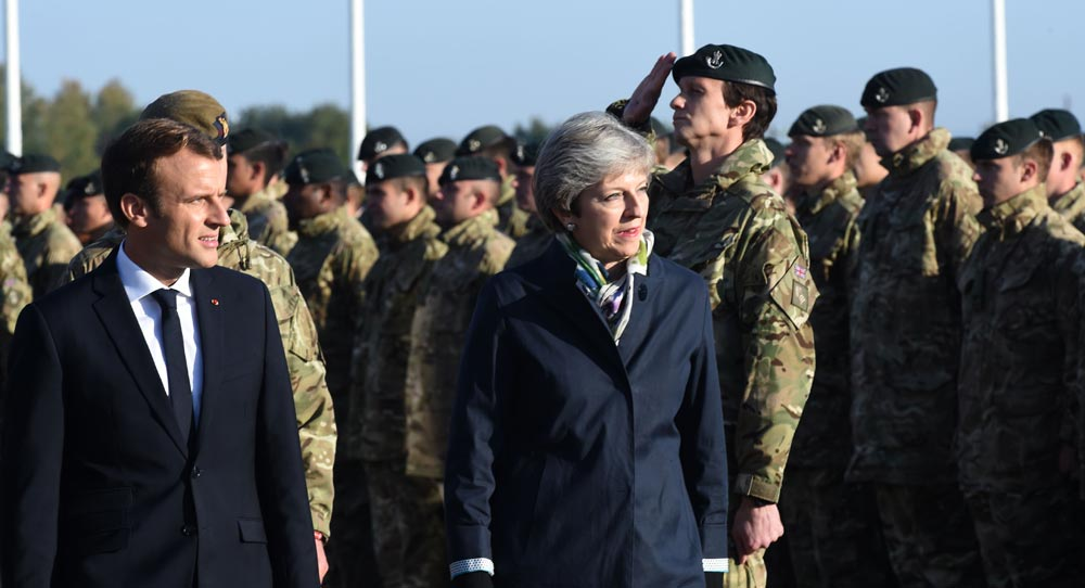 The Ambiguities of Franco-British Defense Cooperation